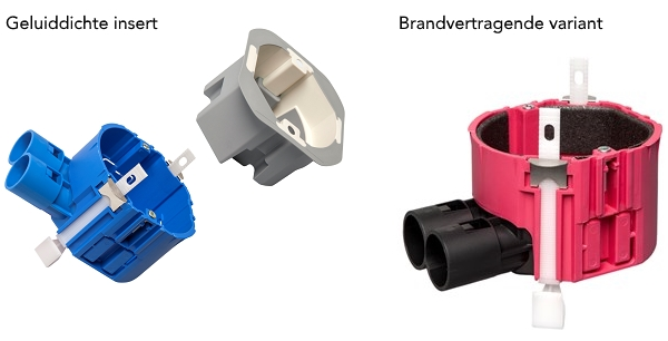HW52-F insert en brandvertragend