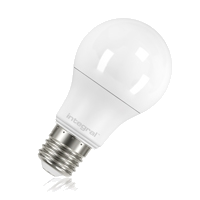 LED-lamp GLS E27 5,5W (40W) 470lm 2700K mat