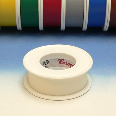 Coroplast 302 isolatietape 15mm wit 4,5m