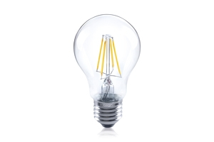 LED-lamp GLS filament E27 4,5W 2700K 470lm dimb